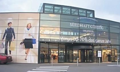 Shopping day Parndorf