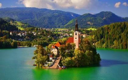Slovenija velika tura