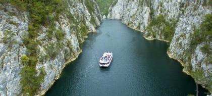 Krstarenje kanjonom Drine